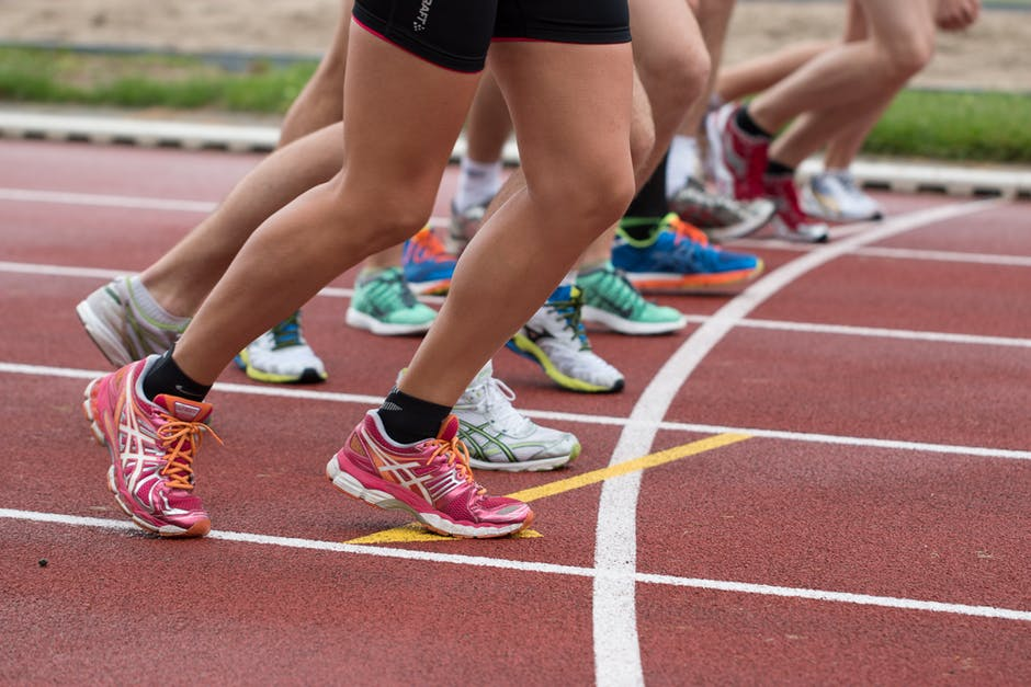 3b595e23a It is also a good way for runners to let you know what may be keeping you  run slow. When you are also running in the oval, you can possibly join a ...